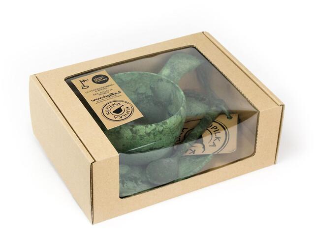 Kupilka set de regalo, green